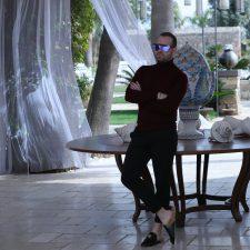Maiorano Fashion Show 2019 con il maestro Michele Sgaramella a Il Fortino di Sant'Antonio