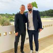 Gianluca Mech svela a Miky Falcicchio i suoi progetti futuri