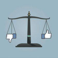 La Giustizia in Televisione e sui Social Media