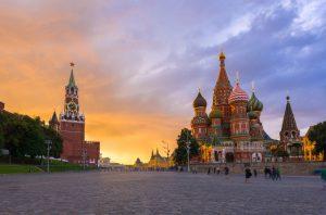 visto turismo Russia