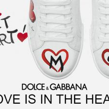 "SCOPRI ""LOVE IS IN THE HEART"" IL VALENTINE'S DAY DOLCE & GABBANA"
