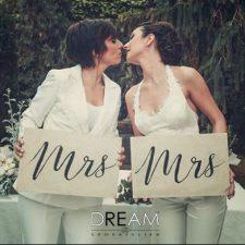 Abiti da sposa a Roma per coppie LGBT: Atelier Dream Sposa