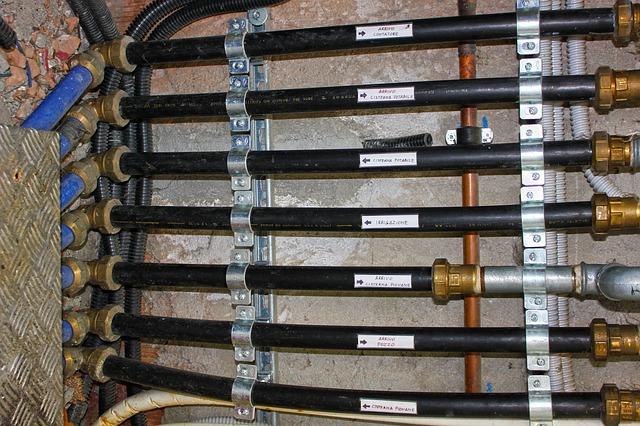 rifacimento impianto idraulico