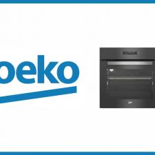 Cottura multilivello ed un'estetica in linea con le ultime tendenze con il forno BIM24400ZGCS di Beko