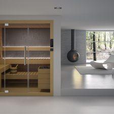 Grandform Sauna Bio Level: salute e benessere a casa propria
