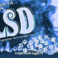 La verità sull'LSD, uno dei più distruttivi allucinogeni