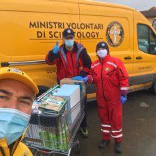 Aiuti per la popolazione della Croazia colpita dal terremoto