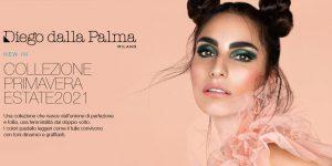 Diego Dalla Palma makeup